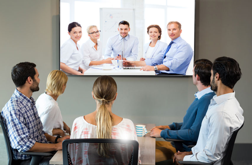 Meeting a distanza in videoconferenza